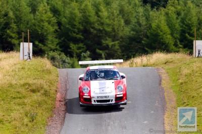 Porsche 911 FIA WRC rally car RGT GT3 Tuthill 3