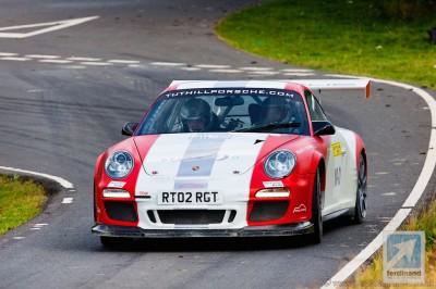 Porsche 911 FIA WRC rally car RGT GT3 Tuthill 5