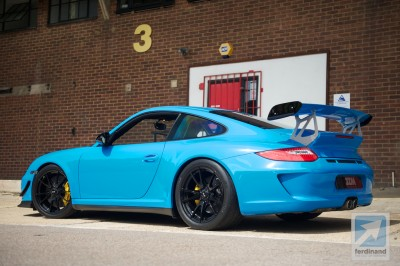 Porsche 997 GT3 RS 4.0 Mexico Blue (2)