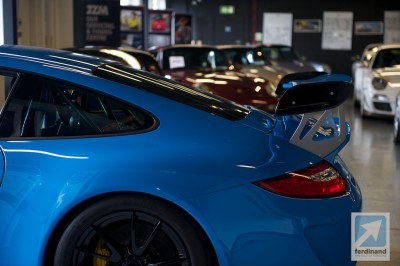 Porsche 997 GT3 RS 4.0 Mexico Blue (5)