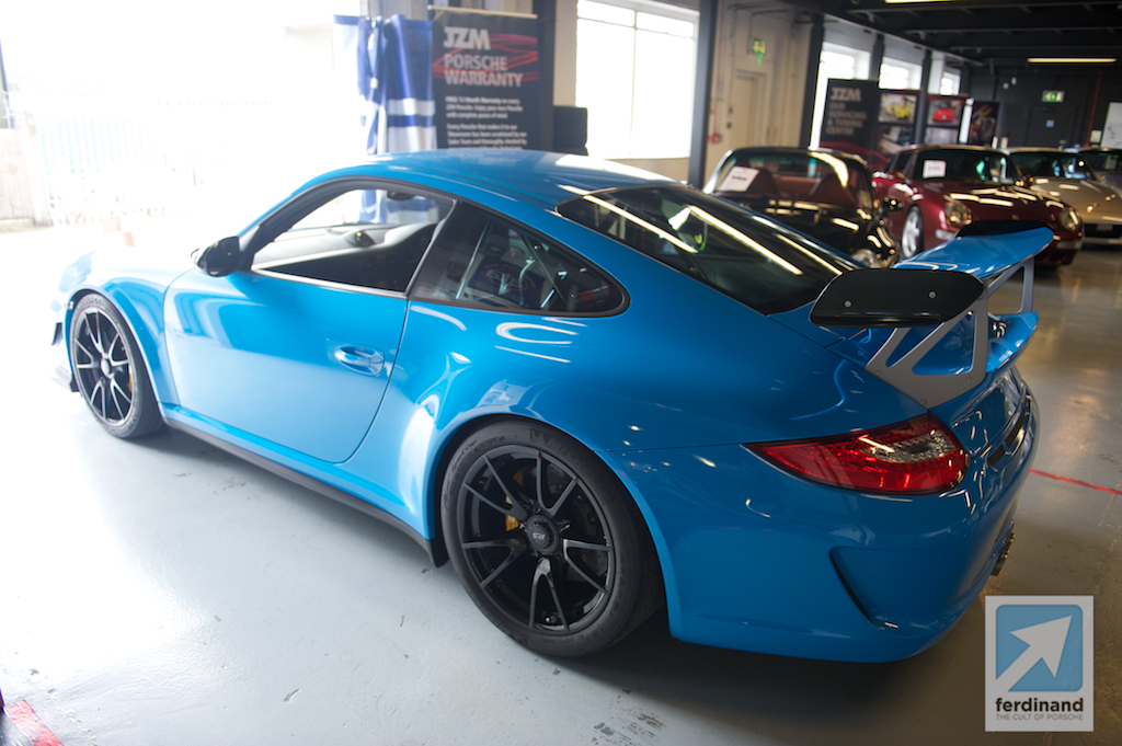 Gt3 For Sale >> Mexico Blue Porsche 997 GT3 RS 4.0: New Record Price
