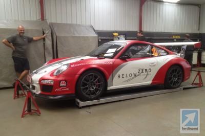 Tuthill Porsche 911 FIA WRC Germany 997 RGT (2)