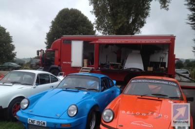 Tuthill Porsche 911 FIA WRC Germany 997 RGT (3)