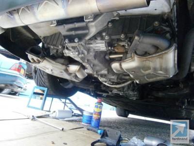 titanium exhaust porsche 911 993 5