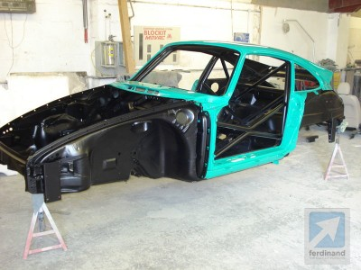 DSD Motorwerks Porsche 935 K3 4