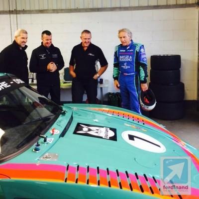 DSD Motorwerks Porsche 935 K3 Derek Bell