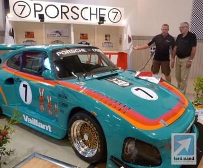 DSD Motorwerks Porsche 935 K3 Jurgen Barth
