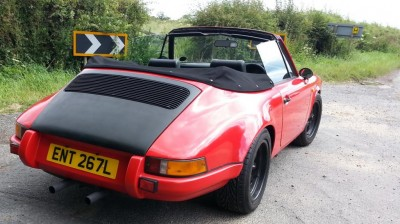 EB Motorsport Porsche 911 backdate 4