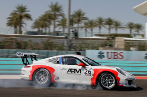 Earl Bamber Porsche works driver 3