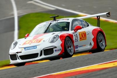 Earl Bamber Porsche works driver 4