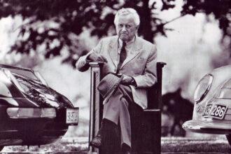 Ferry Porsche creator inventor designer (1)