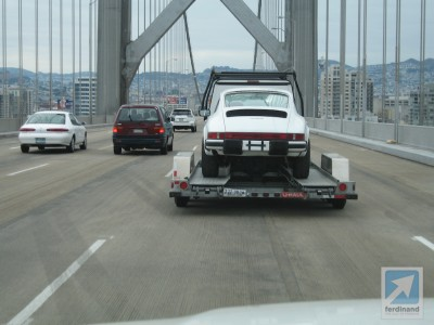 Porsche 912 Project Ferdinand