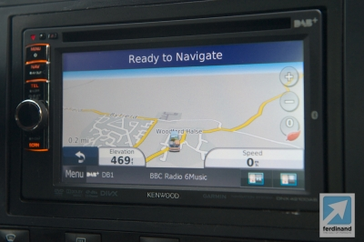 Porsche Cayenne iphone bluetooth gps PCM (1)