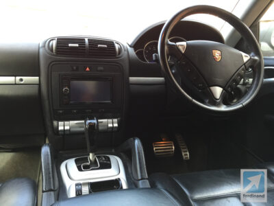 Porsche Cayenne iphone bluetooth gps PCM (4)