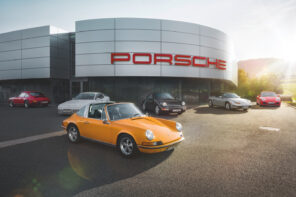 Porsche Classic restoration (1)