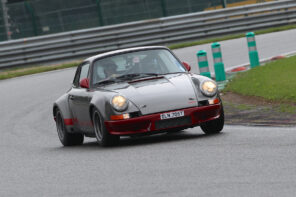 Porsche 911 RSR replica EB Motorsport Spa (3)