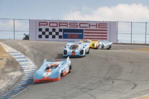 Porsche Rennsport Reunion Video