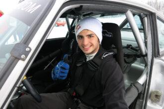 Carlos Sainz Jr Porsche 4