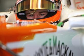 Nico Hulkenberg Porsche Le Mans (1)