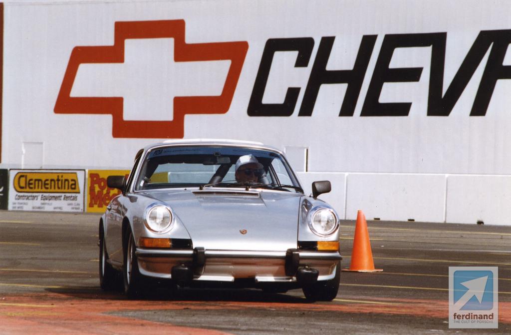 Porsche 911 Derek Bell Laguna Seca 6