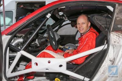 Tuthill Porsche RGT WRC Richard