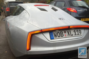 Volkswagen XL1 School Run 1