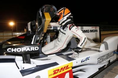 Nico Hulkenberg Porsche works driver