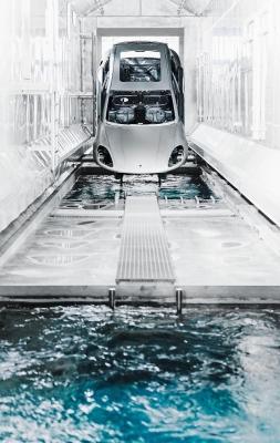 Porsche Macan Testing 2
