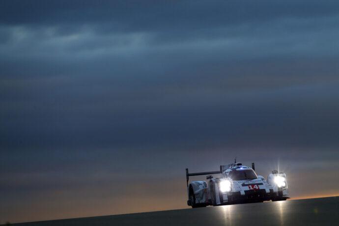 Porsche Motorsport 2015 919 LMP1 Hybrid
