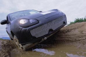 Butzi Porsche design Cayenne 1