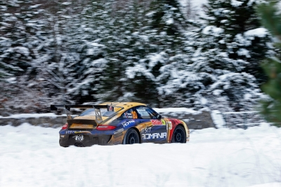 Francois Delecour Tuthill Porsche Monte Carlo 3