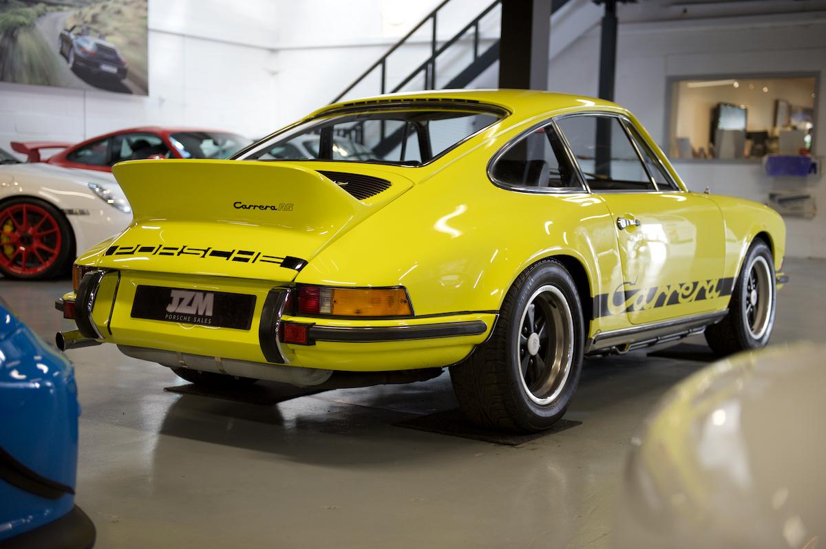 Classic Porsche Market Strong Start To 2015 Ferdinand