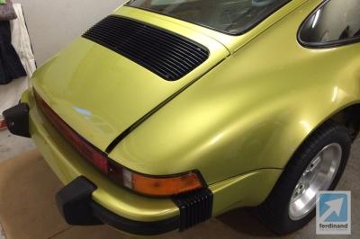 Porsche 911 SC hot rod Ferdinand Magazine 5