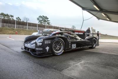 Porsche 919 Hybrid LMP1 2015 Ferdinand 2