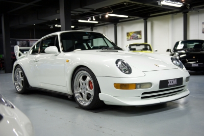 Porsche 993 RS for sale at JZM Porsche