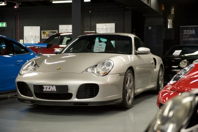 Porsche 996 Turbo for sale at JZM Porsche