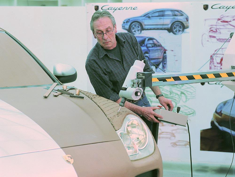 Butzi Porsche helped design the Cayenne - Ferdinand on who invented the porsche, dzhokhar tsarnaev porsche, alex porsche,