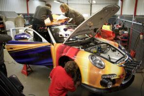 Tuthill Porsche Monte Carlo Rally 2