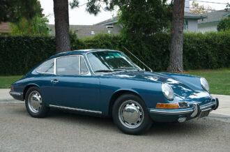 1964 Porsche 911 SWB classic Ferdinand