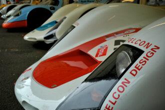 Classic Le Mans Porsche Ferdinand 2