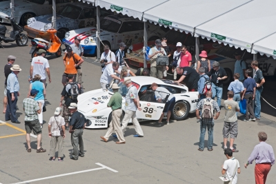 Classic Le Mans Porsche Ferdinand 6