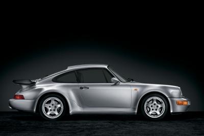 Classic Porsche 964 Turbo values 1