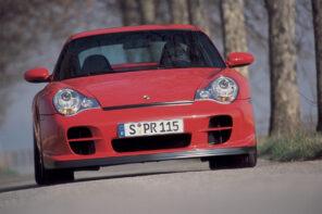 Classic Porsche 996 Turbo GT2 values 2