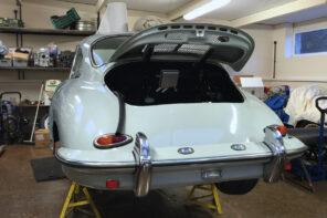 Porsche 356 Carrera 2 RHD Tuthill