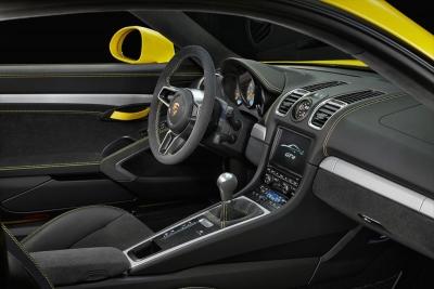 Porsche Cayman GT4 Ferdinand Magazine 1