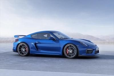Porsche Cayman GT4 Ferdinand Magazine 2
