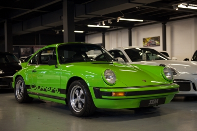 Classic Porsche Carrera 1974 for sale JZM 2