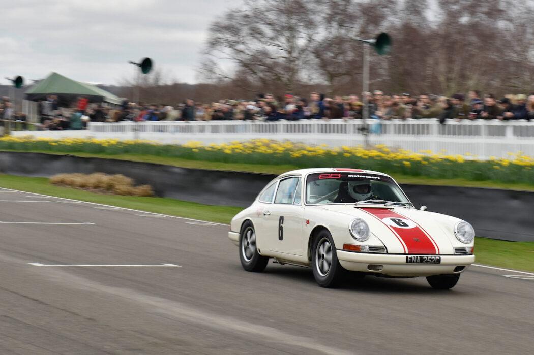 EB Motorsport 1965 Porsche 911 Goodwood 1
