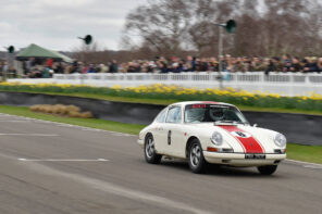 EB Motorsport 1965 Porsche 911 Goodwood 1