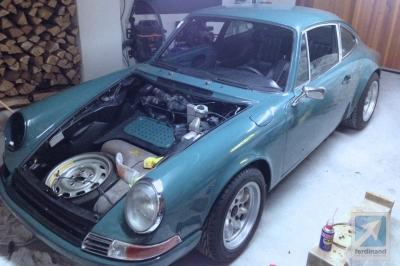 Porsche 911 SC Backdate R Gruppe 2